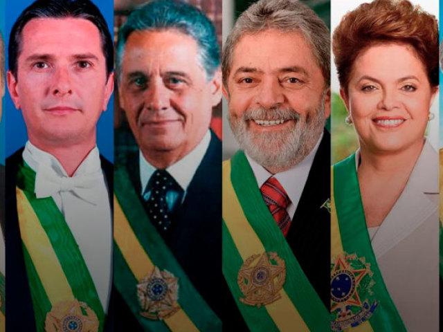 Você consegue passar nesse teste sobre os presidentes do Brasil?