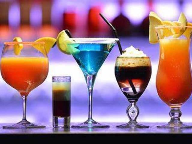 Será que você conhece os Cocktails?