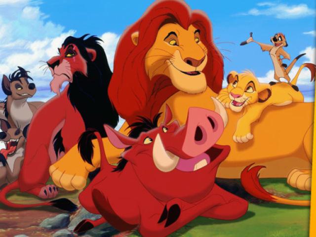Você conhece Rei Leão?