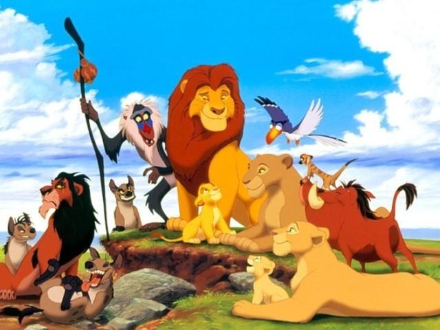 Será que você é realmente um grande fã de Rei Leão?