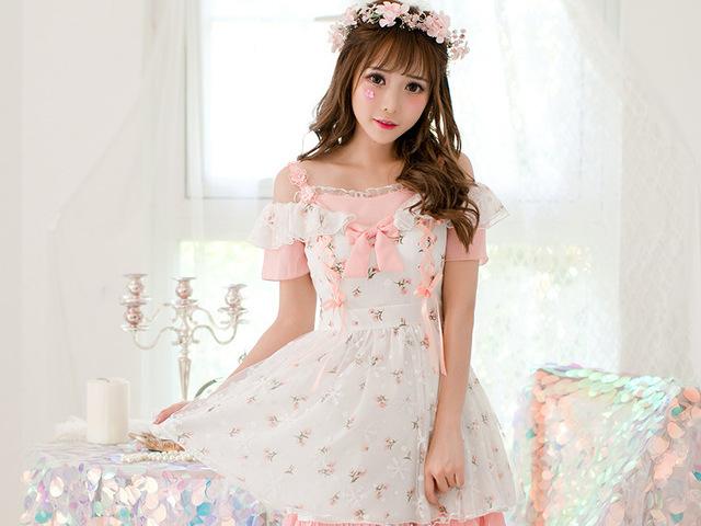 Qual será o seu vestido de Lolita?