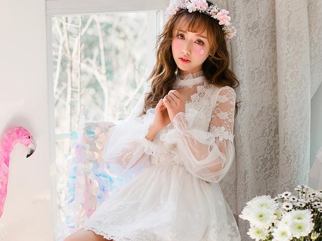 Qual será o seu vestido Lolita?