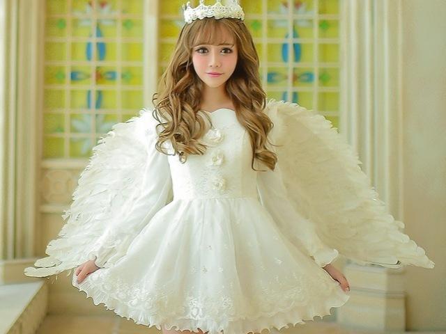 Como será seu vestido Lolita?