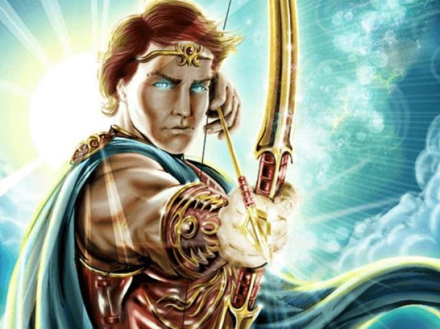 Com qual grande deus da mitologia você tem a personalidade parecida?