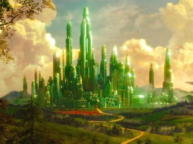 Em qual lugar da ficção você poderia viver?