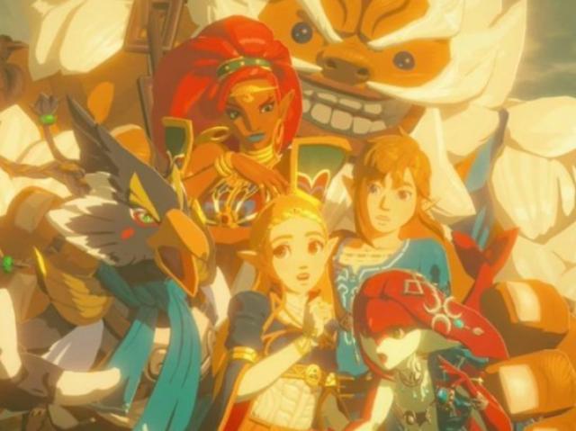 Quem você seria em Zelda: Breath of the Wild?