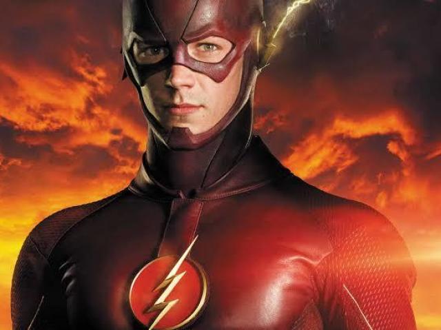 Você conhece a série The Flash?