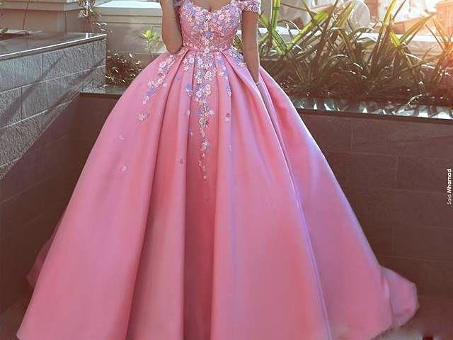 Qual seria seu vestido de baile? Faça este teste e descubra!