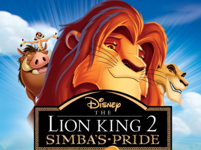 """Você conhece o filme """"Rei leão 2: O reino de Simba""""?"""