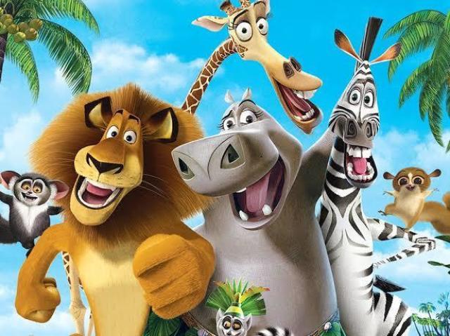 Qual personagem de Madagascar você seria?