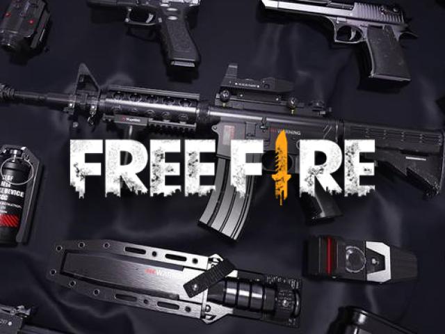 QUIZ - Armas Free Fire