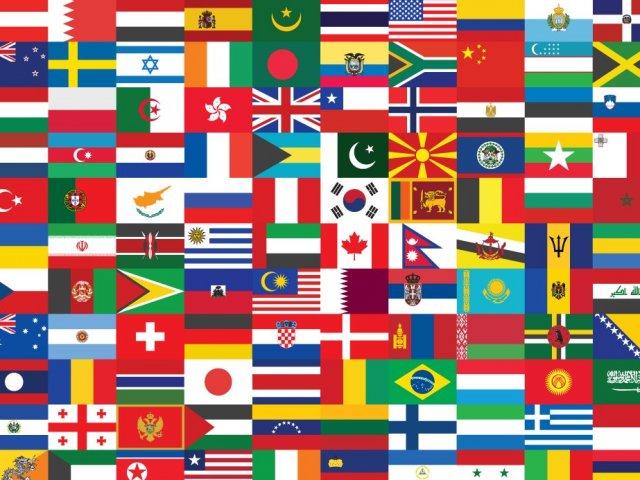 Você conhece as bandeira dos países?