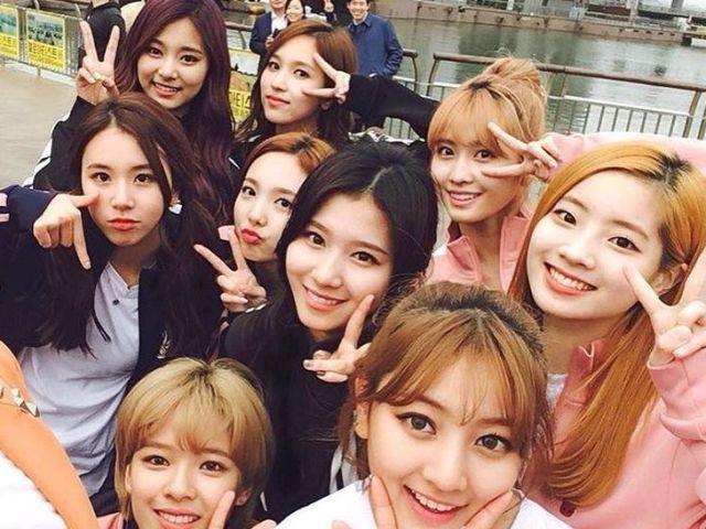 Quem do Twice seria sua namorada?