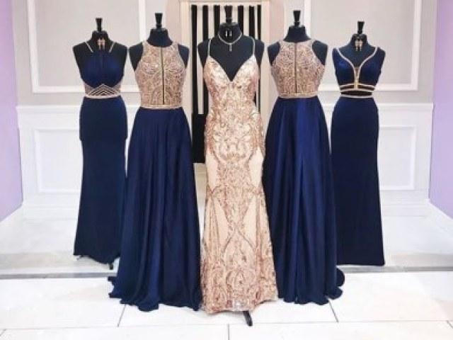 Como será seu vestido de formatura? 😍
