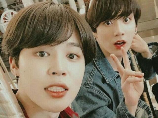 • BTS RPG: Jimin ou Jungkook?