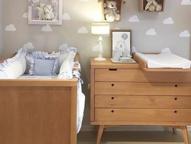 Como será o quarto do seu futuro bebê?