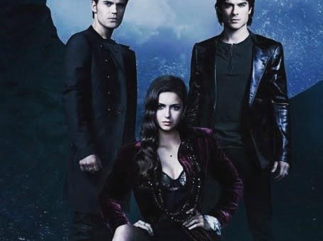 O quanto você sabe sobre The Vampire Diaries?