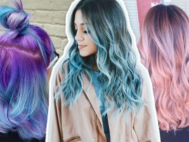 ☆ Como seria a cor do seu cabelo? ☆