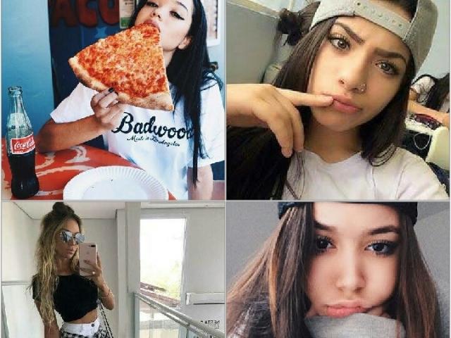 Qual menina tumblr você é?