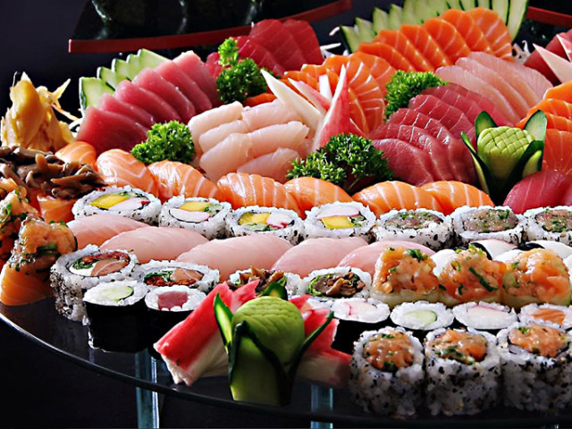Você curte comida japonesa?