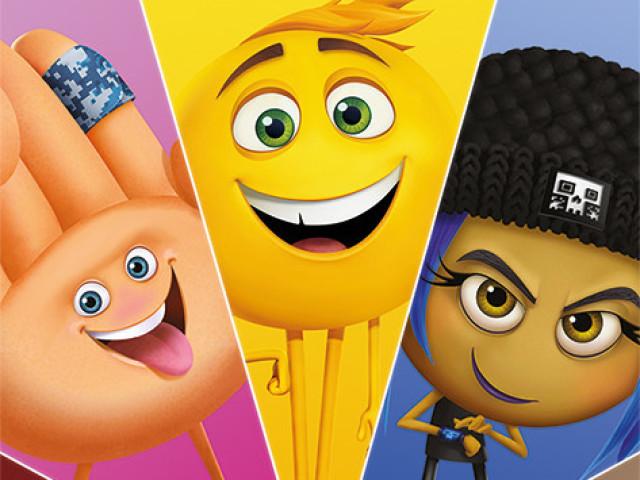Com qual emoji do filme você se parece?