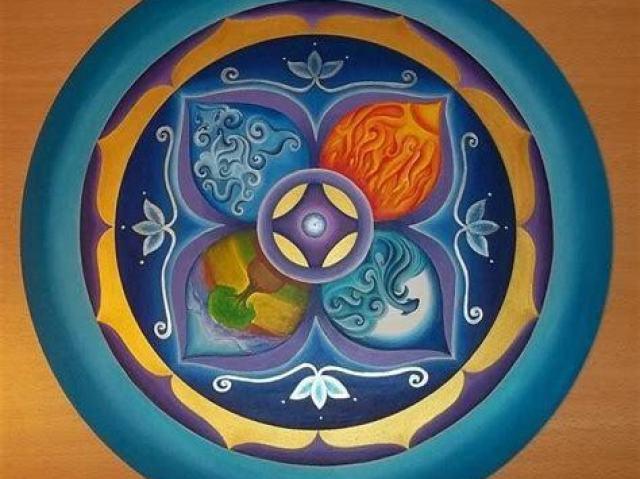 Qual dos 5 elementos universais você seria