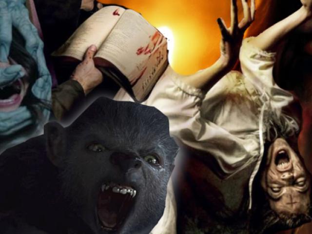 Quem você seria em um filme de terror?