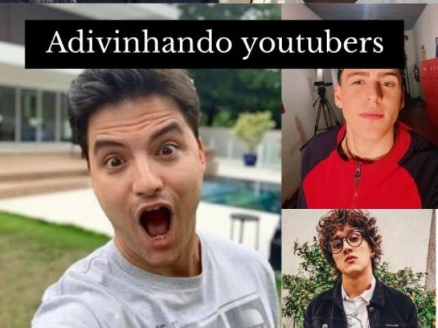 Adivinhe o youtuber!