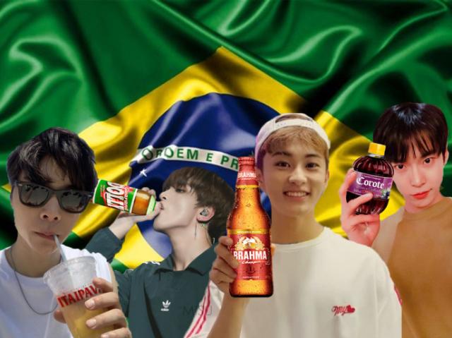 Quem do NCT 127 te levaria num rolê no Brasil?