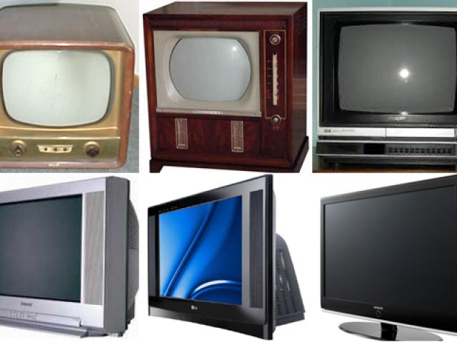 Você conhece a história da televisão no mundo?