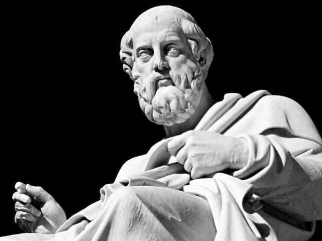 De qual filósofo é essa citação?