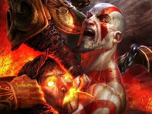 Você conhece God Of War?