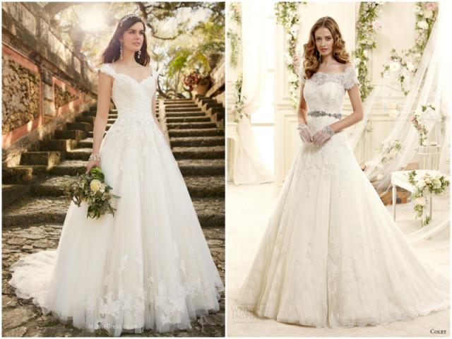 Monte seu casamento e descubra qual seria o seu vestido de noiva perfeito!