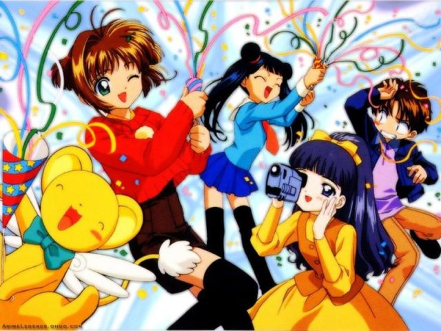 Quem você seria em Sakura Card Captors?