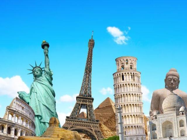 Você conhece os monumentos famosos?