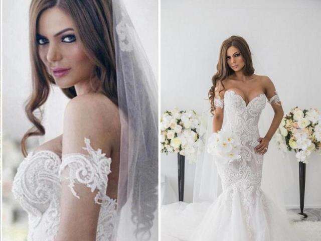 Qual será o seu vestido de casamento real?