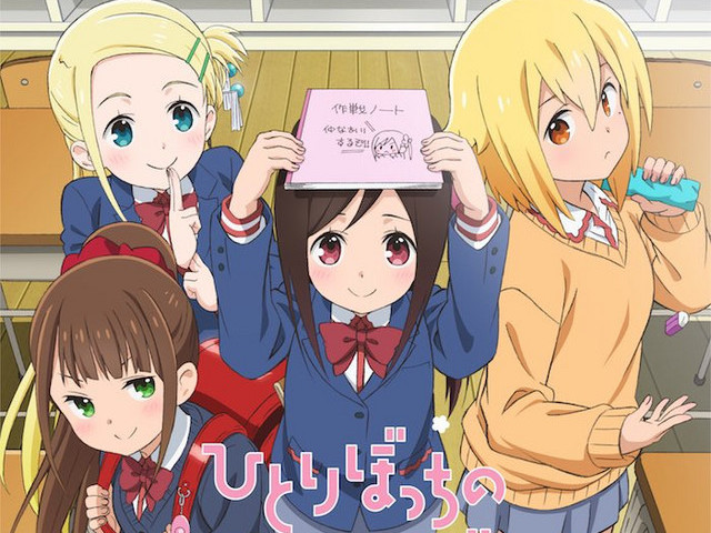 Quem você seria em HitoriBocchi no Marumaru Seikatsu?