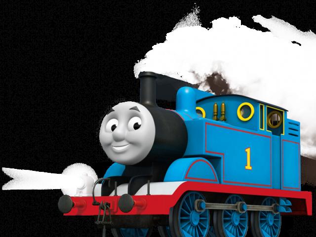Você conhece Thomas e seus amigos?