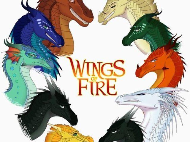 Qual espécie de dragão de wings of fire mais combina com você( para fãs)