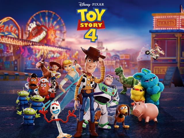 Qual personagem do Toy Story 4 você seria?
