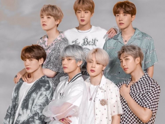 Você conhece os membros do BTS?