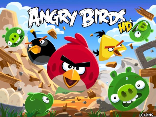 Você conhece Angry Birds?