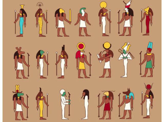 Qual seria o seu signo egípcio?
