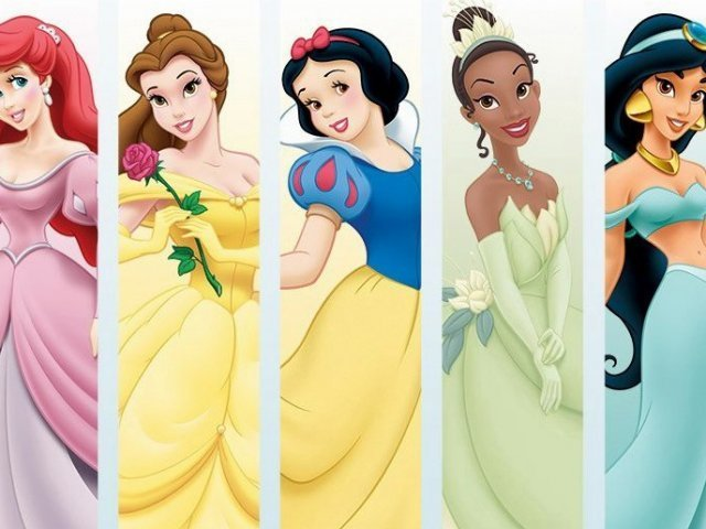 Qual princesa da Disney você seria ?