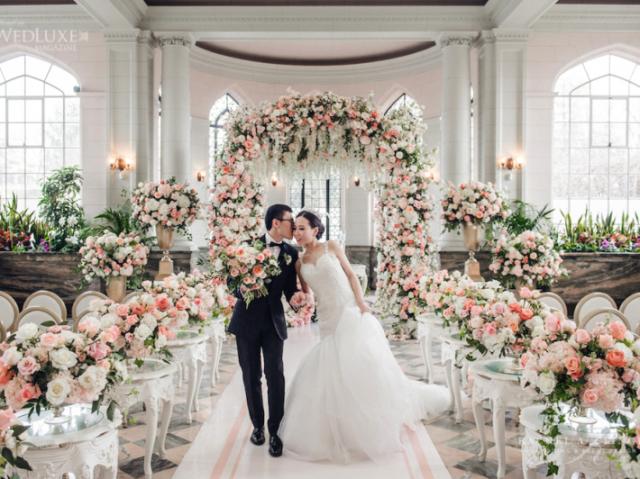 Qual seria a decoração do seu casamento?