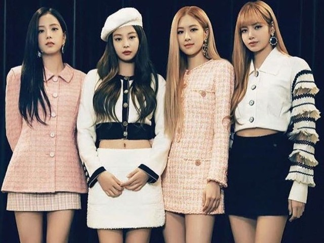 Quiz sobre BLACKPINK!