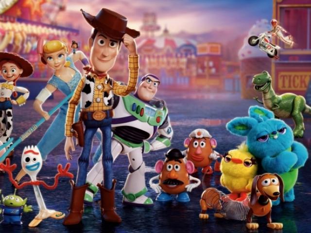 Você conhece Toy Story 4?