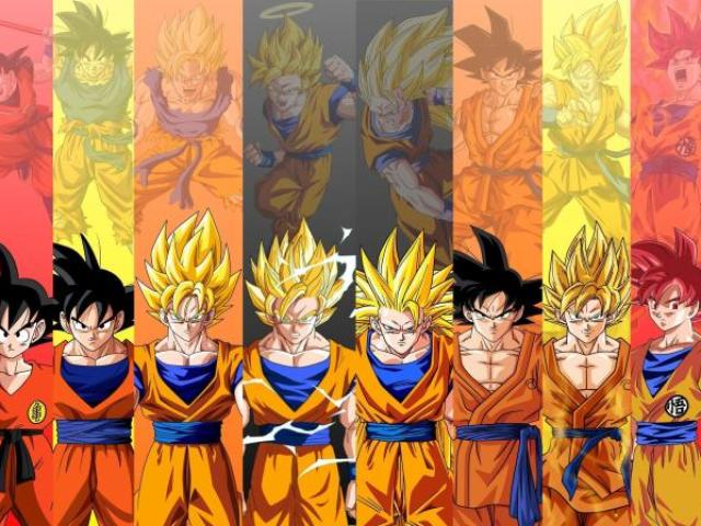Quiz sobre Dragon Ball Clássico, Z, Kai, Super