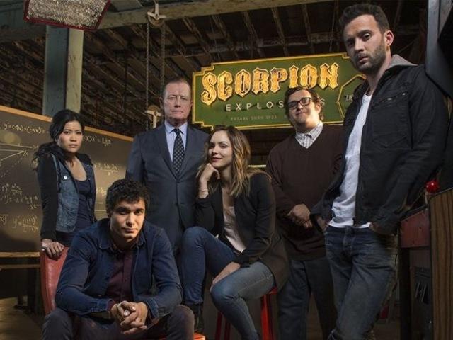Scorpion, o quanto você conhece essa série?