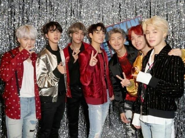 Qual dos meninos do BTS ficaria com você a partir de uma festa!?